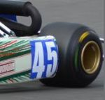 ACU SPEC RACING NUMBERS KART
